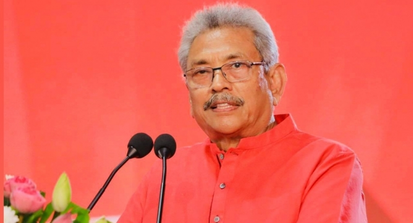 President Gotabaya Rajapaksa promises to provide facilities for homegrown artistes