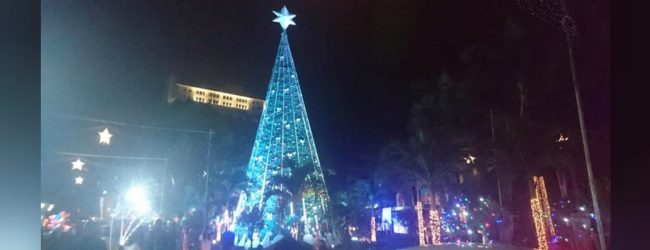 Sirasa Christmas Zone declared open