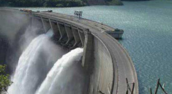 Spill gates of several reservoirs still open : DMC