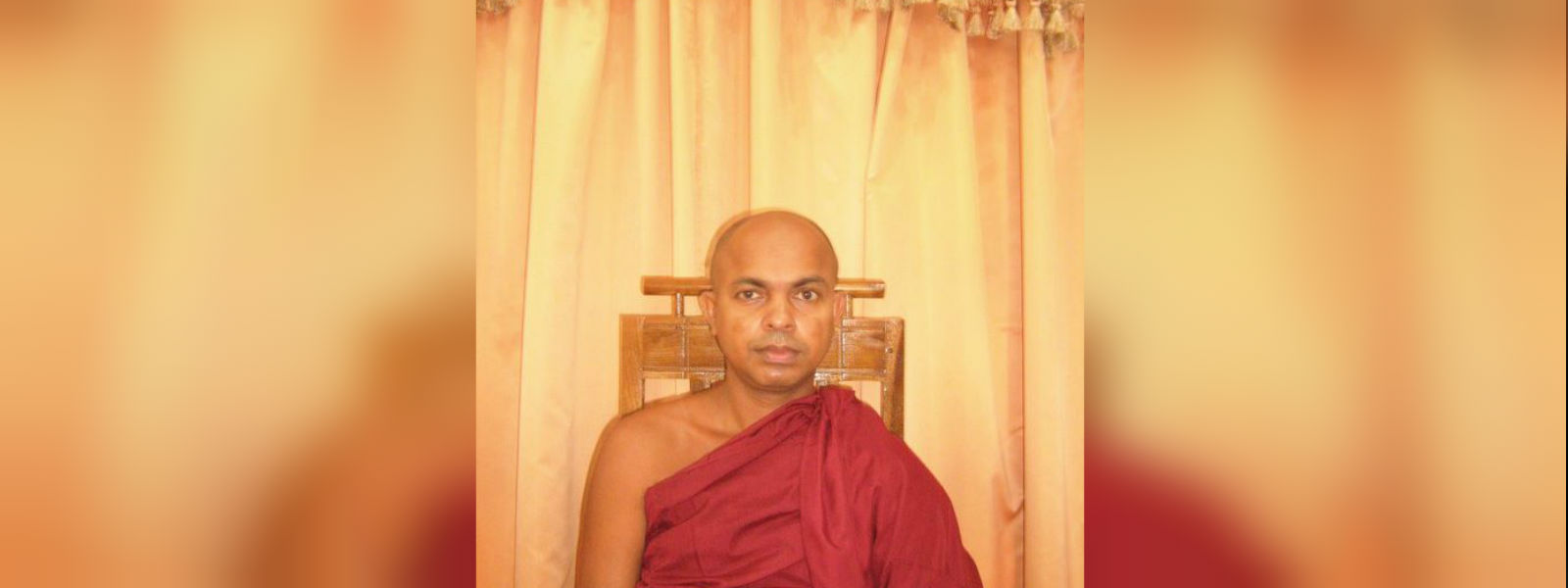 The President is trying to destroy the political career of another Buddhist leader : Ven. Hadigalle Wimalasara Thero