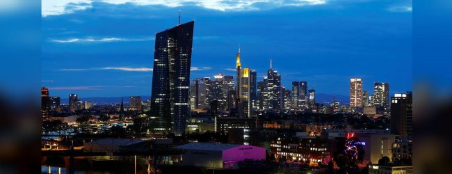 Light appearing at end of tunnel for German industry