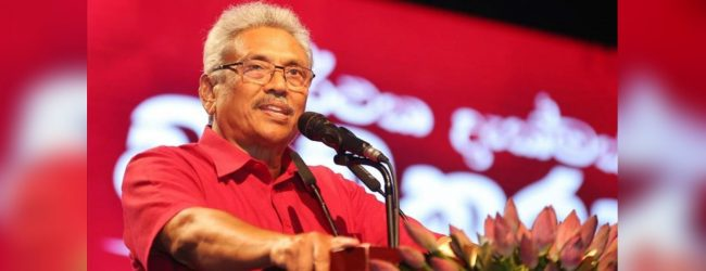 We need a strong parliament to discard the 19th amendment : President Gotabaya Rajapaksa