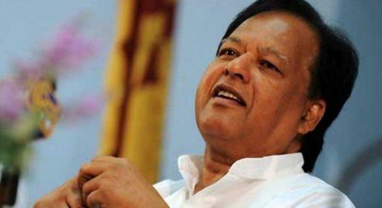 Appoint politicians with clean slates requests Dr Sarath Amunugama