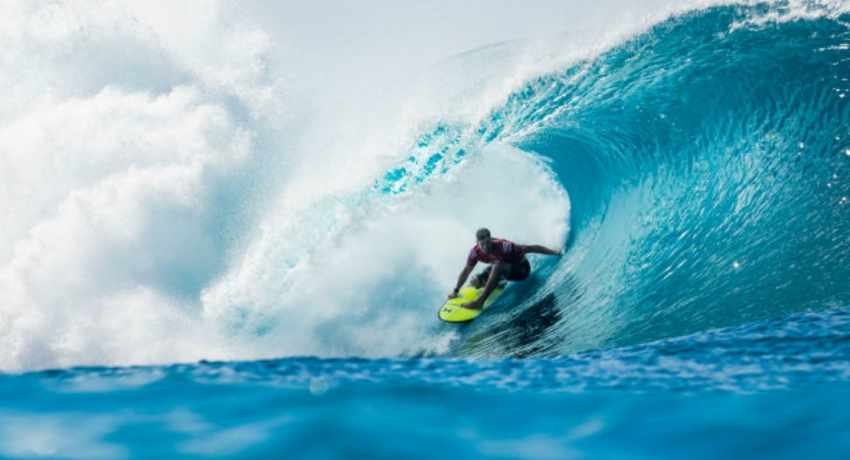 Tahiti preferred choice for Paris 2024 surfing events