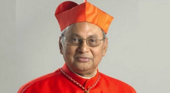 Archbishop Malcolm Cardinal Ranjith confident about the commission into 4/21 attacks