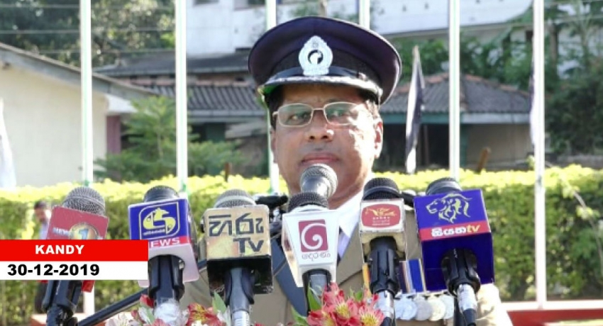 Capable police personnel deprived of opportunity to uplift the Department of Police: Senior DIG S.M.Wickremesinghe