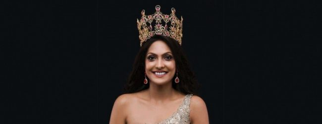 Sri Lankan Caroline Jurie crowned Mrs World 2020