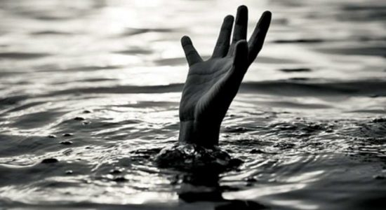 A mother and son drown in Pothuhera