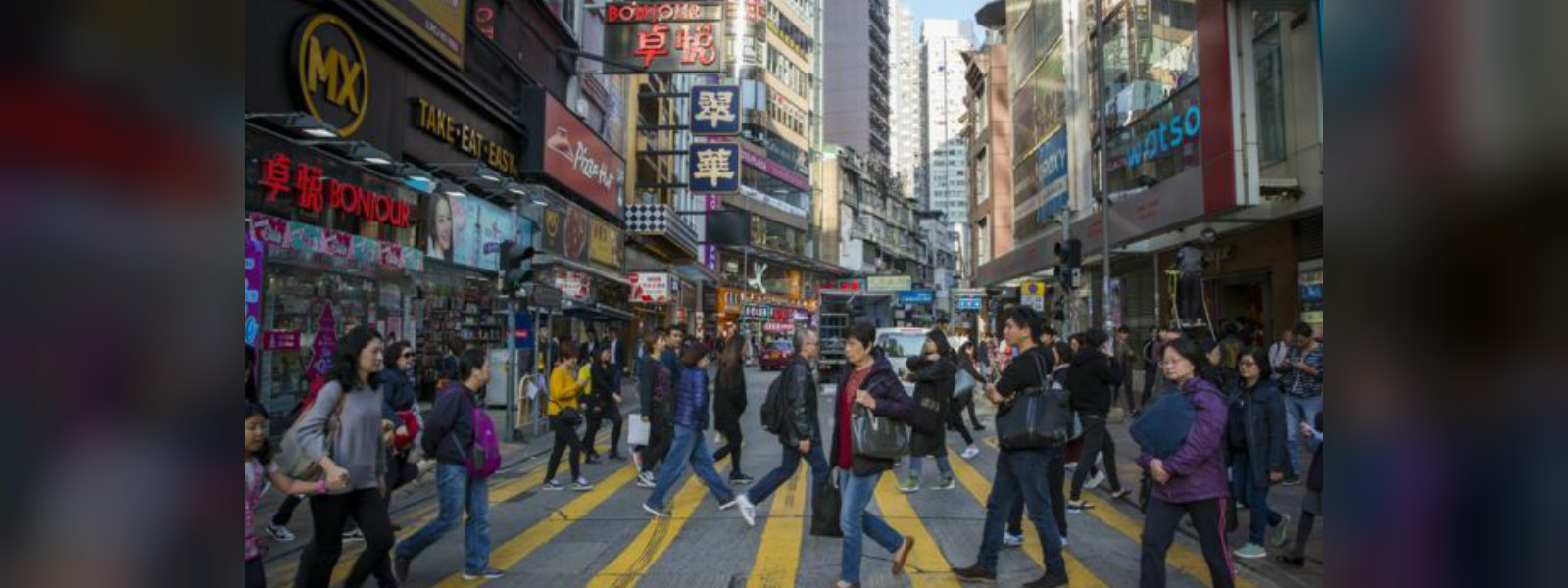 Tour guides see worst business in Hong Kong