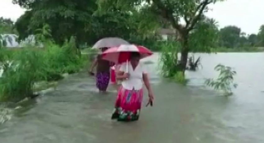 Heavy rain across the island hampers lives