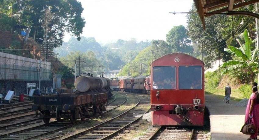 Special train service from Fort to Badulla
