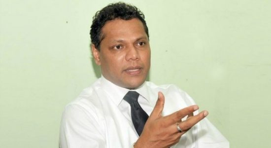 Dayasiri Jayasekara left without an office for his ministry