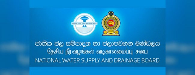 Water supply to several areas in Kandy disrupted for 24-hours