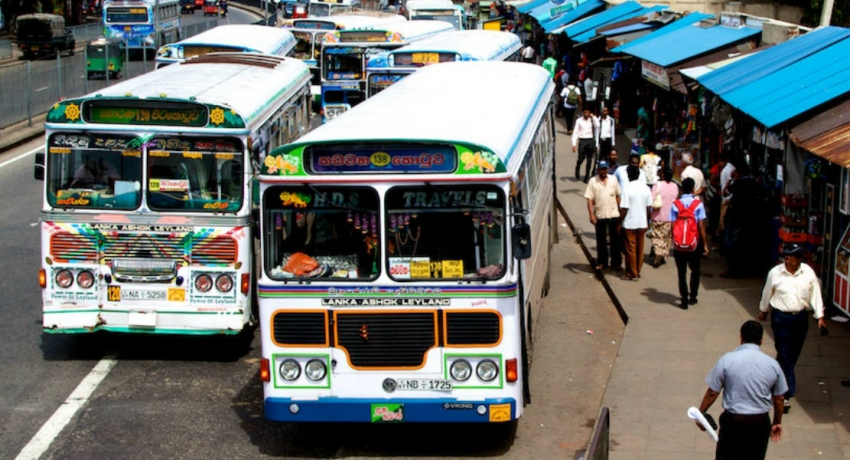 170 Athurugiriya – Pettah buses on strike