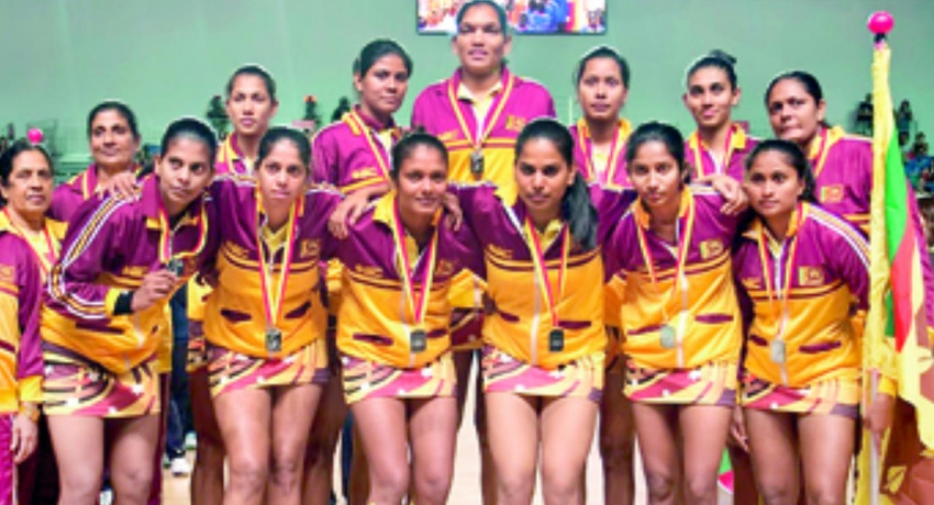 Sri Lanka Netball team to take part in 8 International tournaments in 2020