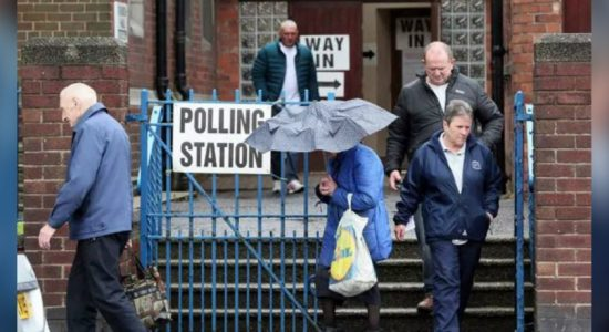 Voters head to polls across the UK