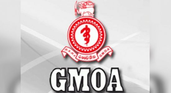 GMOA provides a statement against Rajitha Senaratne