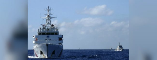 India claims Chinese survey catamaran strayed into its waters, was chased away by Indian Navy
