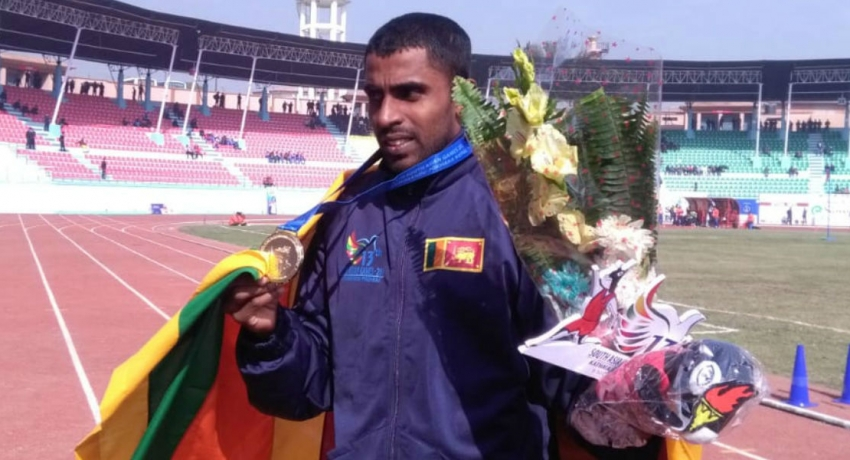 South Asian Games: Sri Lanka secures 15 gold medals in athletics after 28 years