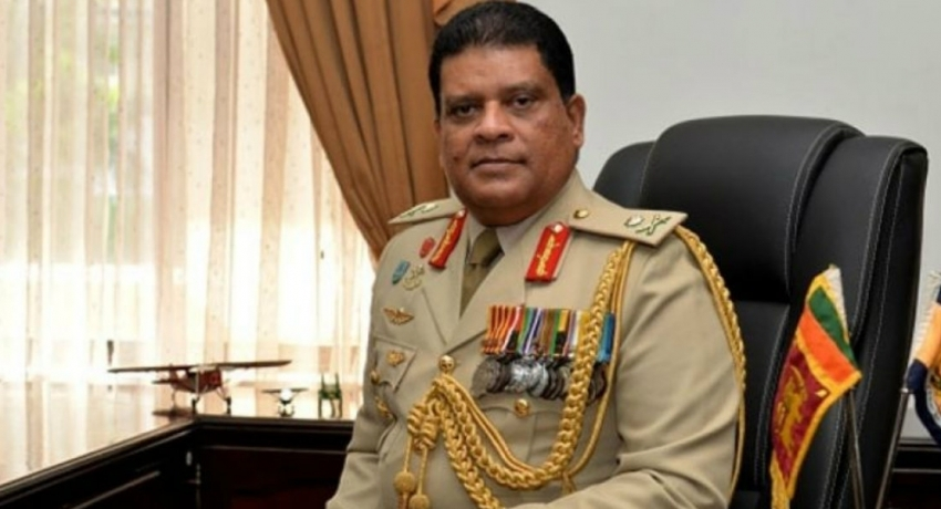 SL Army chief barred from entering USA