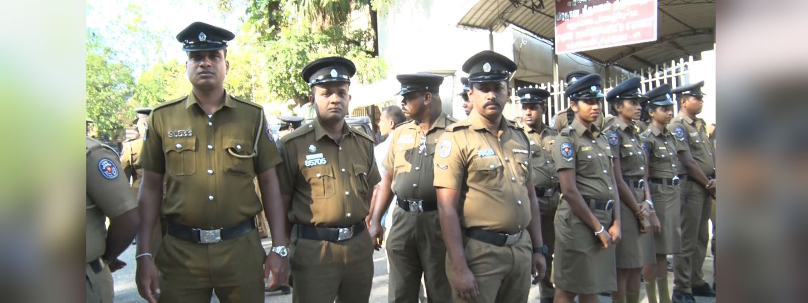 Security beefed up at Colombo Magistrate Court premises