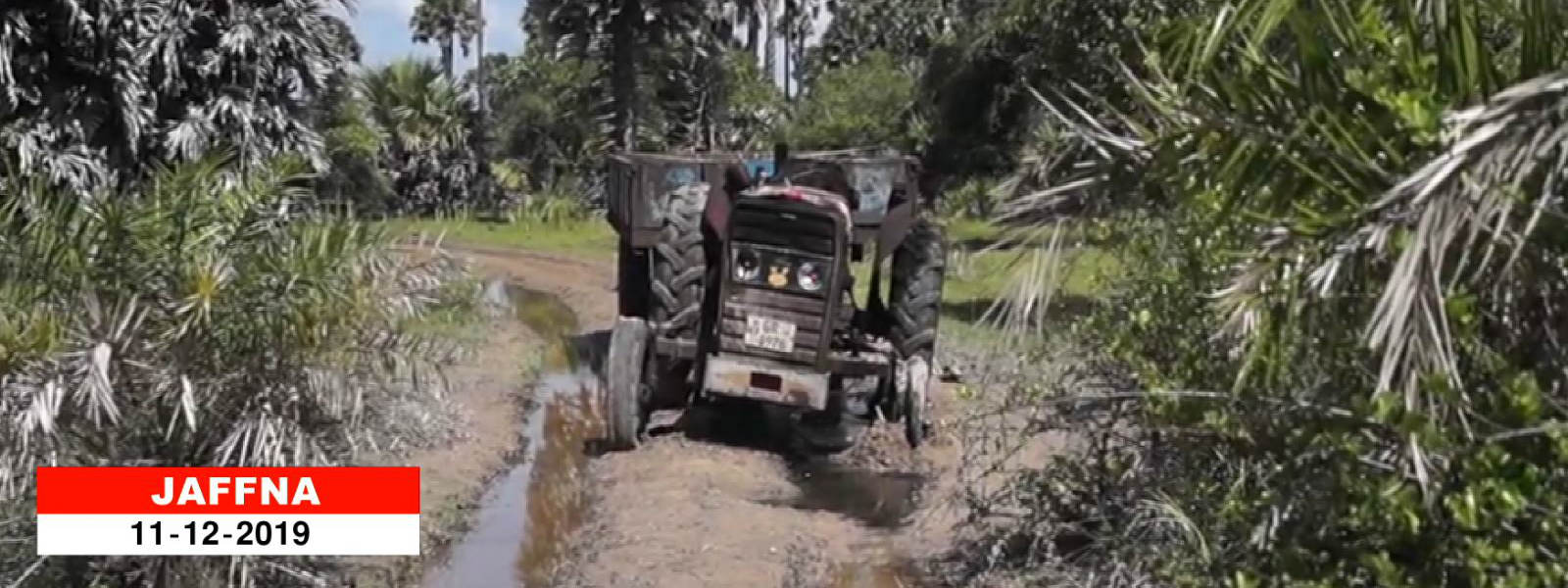 Illegal sand miners in Jaffna clash with locals