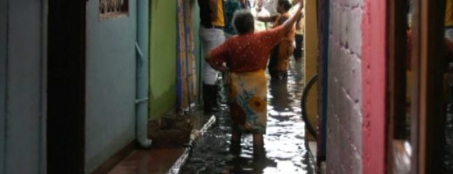 Over 163,000 people affected by torrential rains