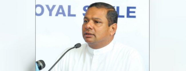 CIABOC files a case against State Min. Priyankara Jayaratne