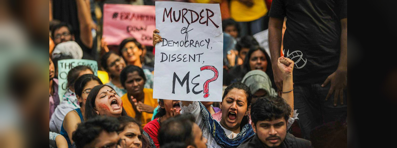Citizenship Act protests engulf campuses across India as students express solidarity with Jamia, AMU