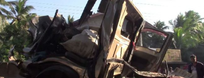 Embilipitiya motor accident claims 3 lives
