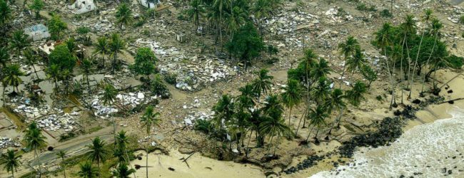 Sri Lanka 15 years after the Tsunami