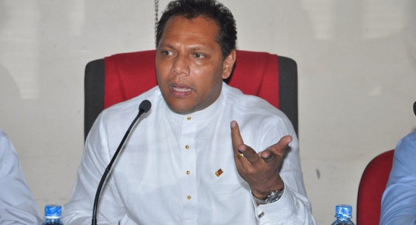 Former President Maithripala Sirisena would not attend parliament in the next three months : Dayasiri Jayasekara