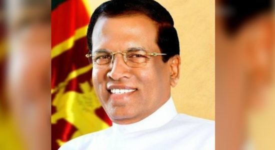 Former President Maithripala Sirisena meets with SLFP supporters