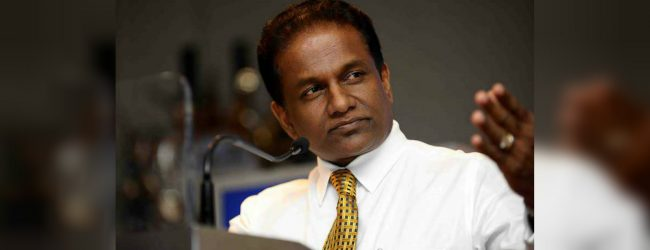 Singaporean Govt. has agreed to extradite Arjuna Mahendran: Thilanga Sumathipala