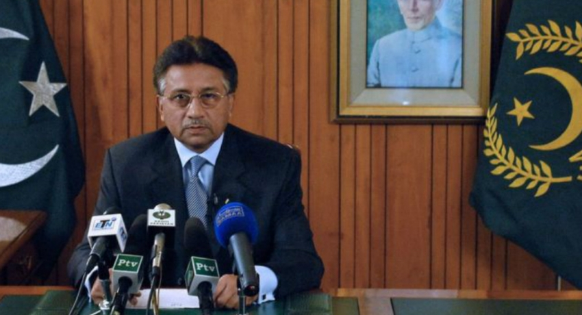 Former Pakistan President Pervez Musharraf sentenced to death for treason