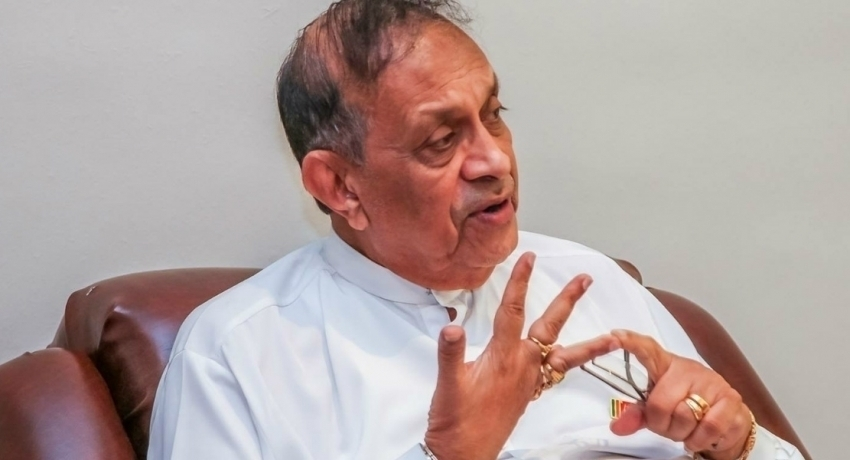 Parliament seat for opposition leader reserved for Sajith Premadasa: Karu to party leaders