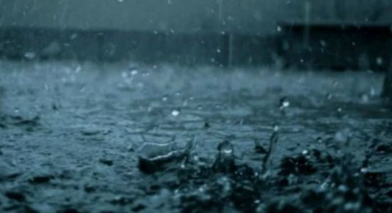 Rainy weather to reduce after tomorrow