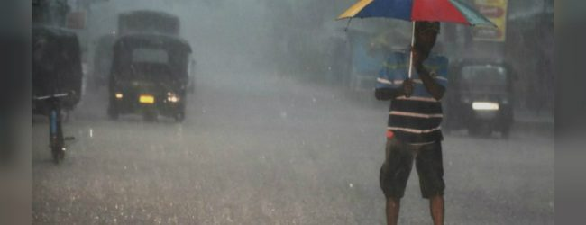 Prevailing rainy condition expected to subside