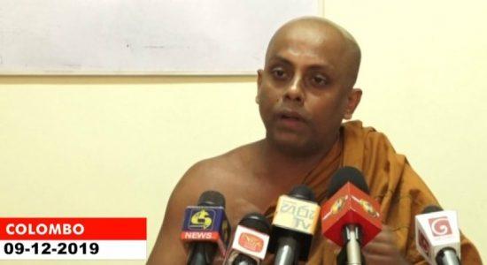Report to be presented to President tomorrow by Mahajana Yuthukam Kendraya