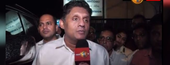 Tear up MCC as well as ACSA and SOFA: Sajith Premadasa
