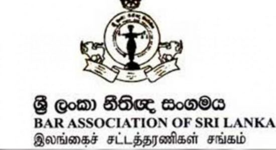 Executive Committee of the Bar Association of Sri Lanka requested its members to refrain from making any references to concluded and pending court cases