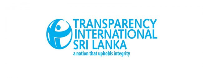 TISL announces the launch of Global Corruption Barometer 2019