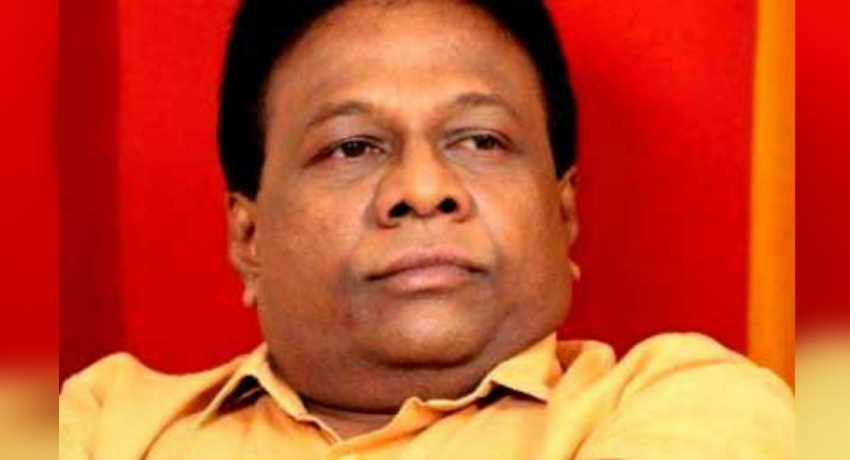 If we can benefit from MCC we should not refuse it : Dullas Alahapperuma