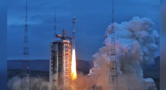 Ethiopia launches first satellite into space