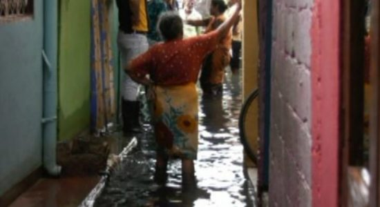 Over 163,000 people affected by extreme weather