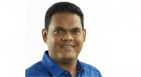 It's already decided to contest under flower-bud symbol: Shehan Semasinghe