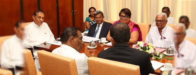 Opposition leader Sajith Premadasa will not attend the Constitutional Council session tomorrow