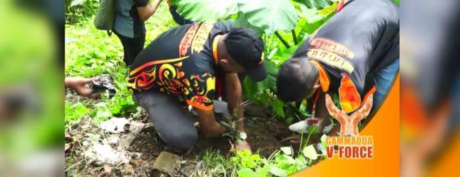 V-Force takes on project to plant 1000 trees along the Kalu ganga