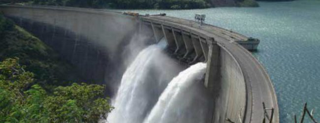 Spill gates of several reservoirs still open : DMC