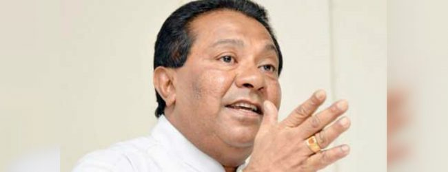 Swiss Embassy incident did not happen: State Minister S.B. Dissanayake